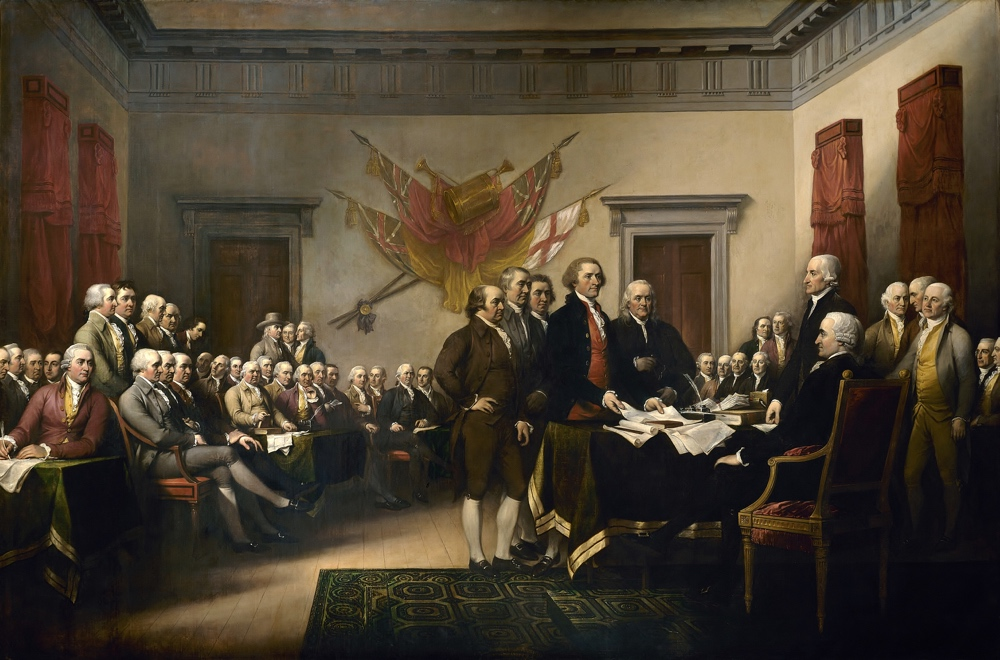 Founding fathers.